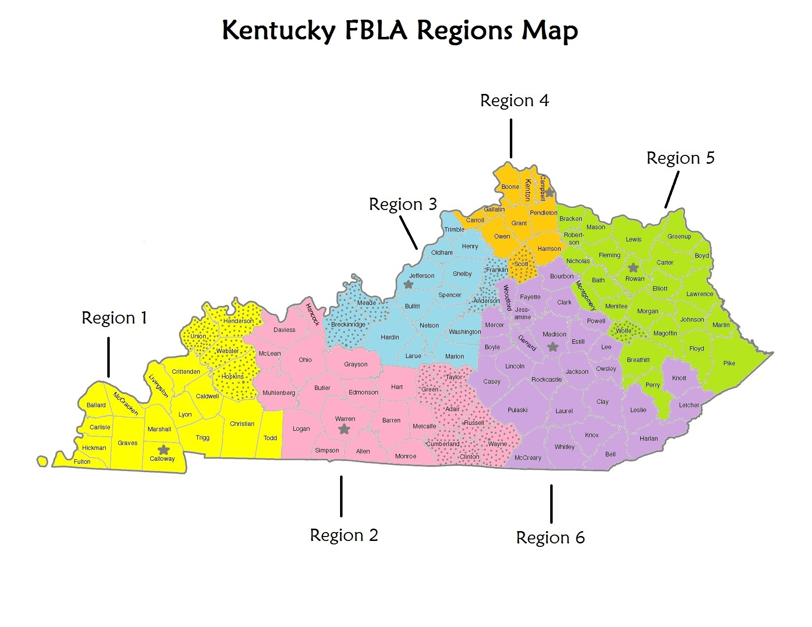 Kentucky Future Business Leaders of America - Adviser on